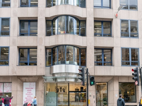 Office space at WeWork 77 Leadenhall Street in Bank, London
