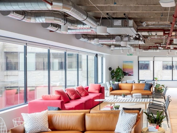 Flexible office space close to Liverpool Street at WeWork 8 Devonshire Square