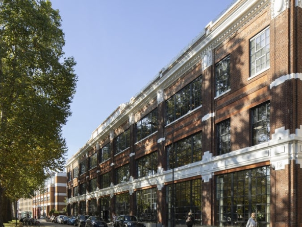 Flexible coworking office space in Hammersmith at WeWork 184 Shepherds Bush Road