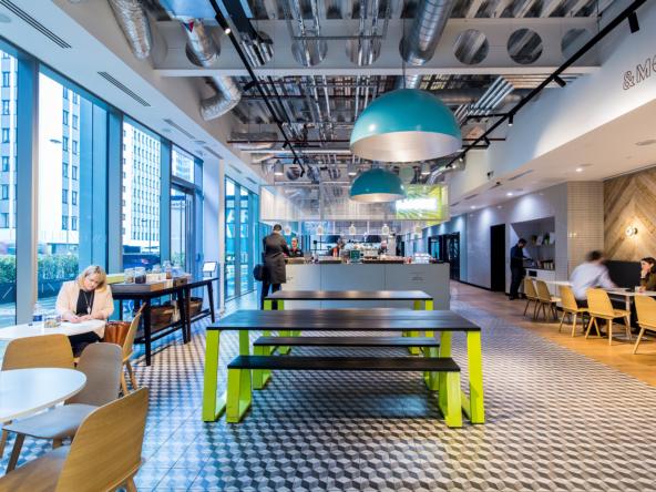 Flexible office space in Birmingham at Orega Birmingham