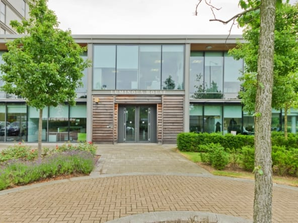 Flexible office to rent in Milton Keynes Central at Luminous House by Landmark Offices