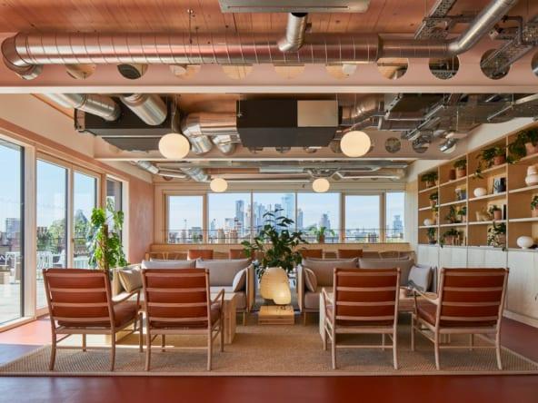 flexible office space london, storey haggerston, haggerston