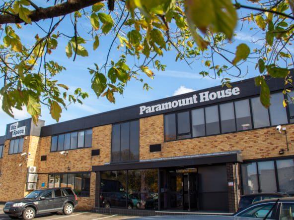 Paramount House Egham