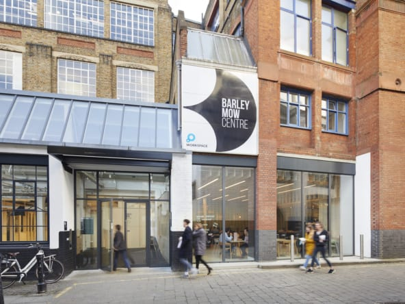 Office space in Chiswick at Barley Mow Centre by Workspace Group