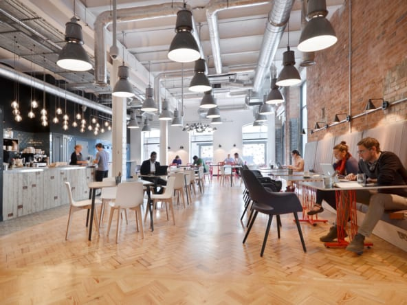 Office space in Ladbroke Grove at Canalot Studios by Workspace Group