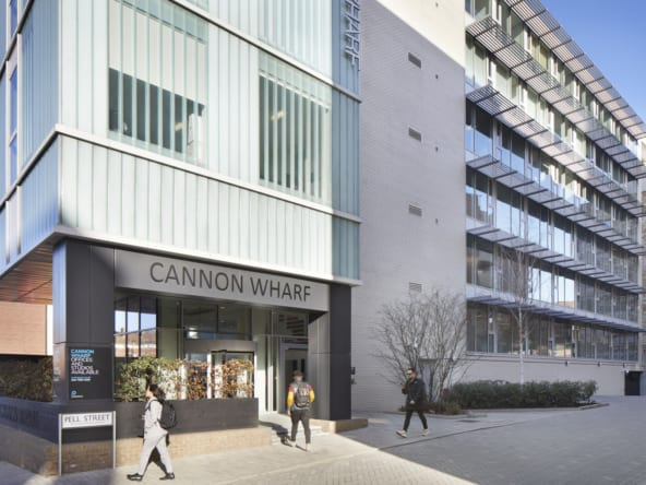 Workspace Group - Cannon Wharf