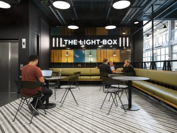 Office Space in Chiswick at The Light Box by Workspace Group