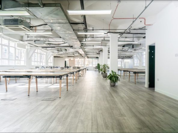 Fitted Office space in Classic House at Old Street Roundabout