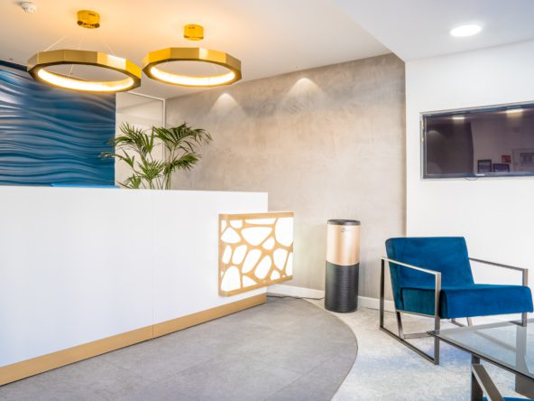 Serviced office space at Business Cube Clerkenwell Green
